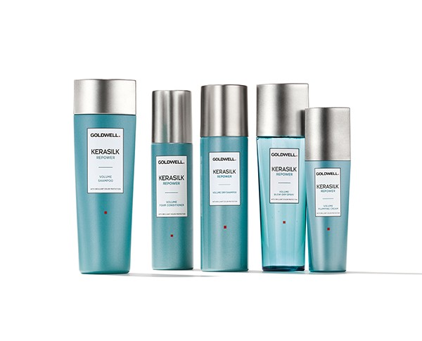 KERASILK REPOWER VOLUME Goldwell